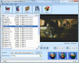 Video Converter, Convert Video FLV to MPEG, AVI  / FLV / iPod Video Converter